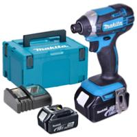 Visseuse à Chocs MAKITA DTD152RTJ 18 V Li-ion (2 x 5 Ah) 165 Nm
